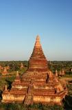 古老payas stupas 免版税库存照片