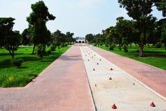 古老Shalimar庭院拉合尔 免版税库存照片