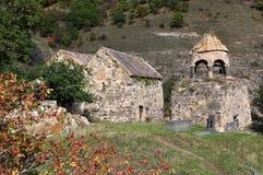 古老Srbanes修道院在亚美尼亚 免版税库存图片