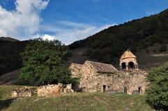 古老Srbanes修道院在亚美尼亚 免版税库存照片