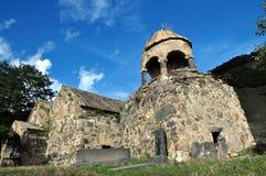 古老Srbanes修道院在亚美尼亚 库存照片