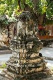 古老stupa 图库摄影