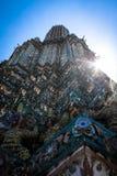 古老Stupa 免版税库存照片