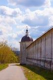 古老Svensky修道院,布良斯克,俄罗斯 库存照片