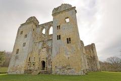 古老Wardour城堡 免版税图库摄影