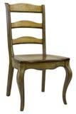 古色古香椅子用餐 库存照片