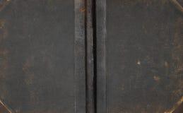 古色古香的书套皮革 库存图片