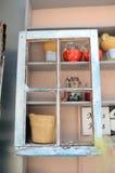 古色古香的五颜六色的视窗 免版税库存图片