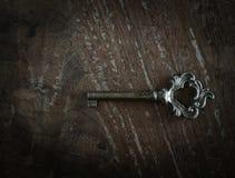 古色古香的关键字 免版税库存照片