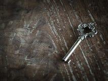 古色古香的关键字 免版税库存图片