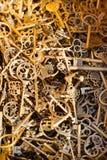 古色古香的关键字 库存照片