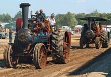 古色古香的农业机械 免版税库存照片