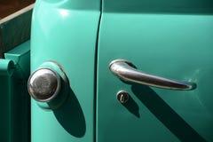 古色古香的卡车细节 免版税库存图片