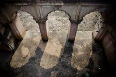 古色古香的印度tample 免版税库存图片