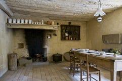 古色古香的厨房 免版税库存照片