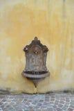 古色古香的喷泉 免版税库存照片
