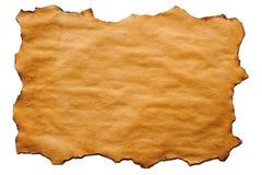 古色古香的地图,信件 图库摄影
