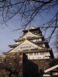 古色古香的城堡 免版税库存图片