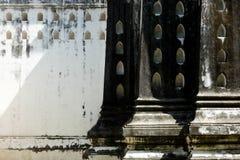 古色古香的墙壁墙壁难看的东西纹理 免版税库存图片
