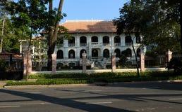 古色古香的大厦,主教` s房子 库存图片