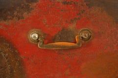 古色古香的安全的背景 图库摄影