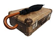 古色古香的宝物箱 免版税图库摄影