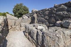 古色古香的寺庙 库存图片