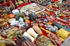 古色古香的市场 免版税库存照片