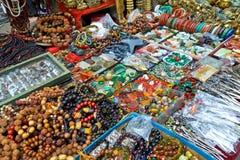 古色古香的市场 免版税库存图片