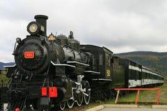 古色古香的引擎蒸汽 免版税库存图片