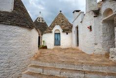古色古香的意大利房子 免版税库存图片