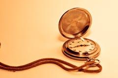古色古香的手表 免版税库存照片