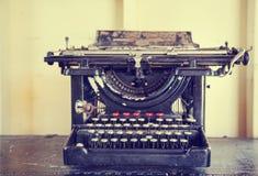 古色古香的打字机 免版税库存图片