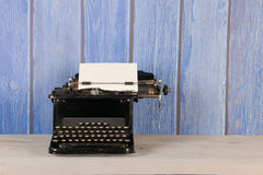 古色古香的打字机 库存照片