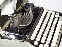 古色古香的打字机 免版税库存照片