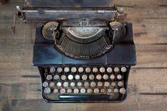 古色古香的打字机 免版税图库摄影