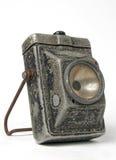 古色古香的打火机 免版税库存图片
