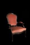 古色古香的扶手椅子 库存图片