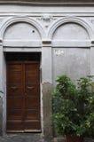 古色古香的拱道 免版税库存图片