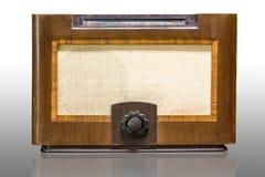 古色古香的收音机 免版税图库摄影