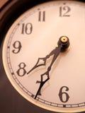古色古香的时钟 免版税库存照片