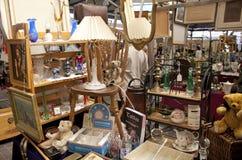 古色古香的显示格林威治市场 免版税库存照片