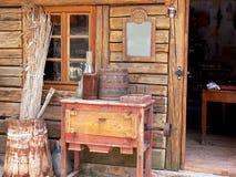 古色古香的村庄 免版税库存照片