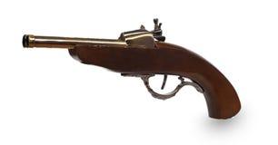 古色古香的枪 免版税库存照片
