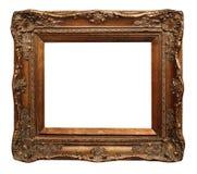 古色古香的框架照片 免版税库存图片