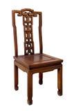 古色古香的椅子汉语 免版税库存照片