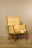 古色古香的椅子 库存照片