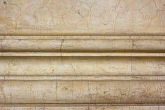 古色古香的檐口细节背景 图库摄影