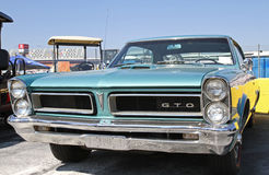 古色古香的比德汽车 库存图片