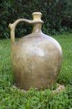 古色古香的水罐 库存照片